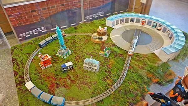 【台北景點】國立臺灣博物館鐵道部-可以體驗火車好玩又有趣的室內親子旅遊景點