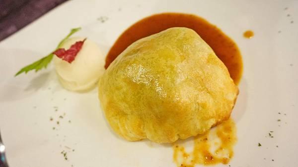 【台北美食】天母盛鑫-壽星半價!副餐比主餐還要強大的高級西餐廳