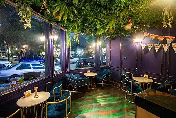 【台中美食】LuxyVogue水煙餐酒館-超越五星級飯店美味的餐廳酒吧!