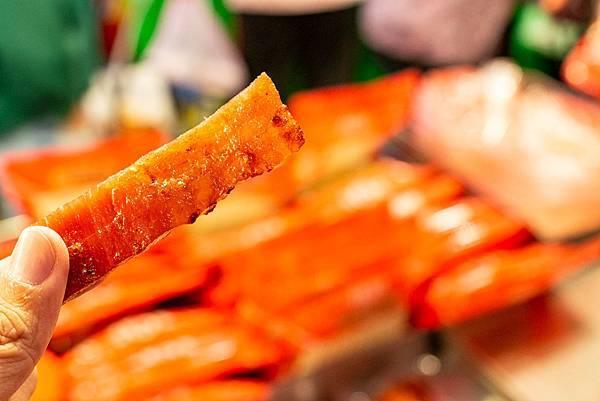 【桃園美食】胖子肉鬆順味香肉類大王-隱身在市場裡40年老字號肉鬆肉乾名店