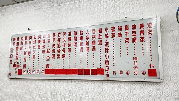 【台北美食】吉峰香菇魯肉飯-不輸給名店超強實力超低調的魯肉飯店家