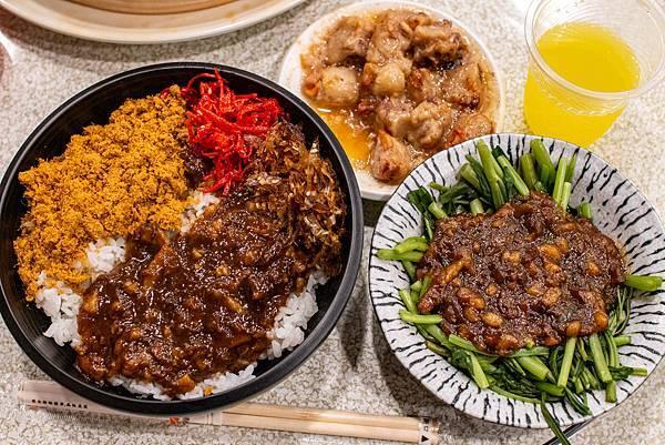 【蘆洲美食】宏點餐廳-被港點耽誤的滷肉飯店