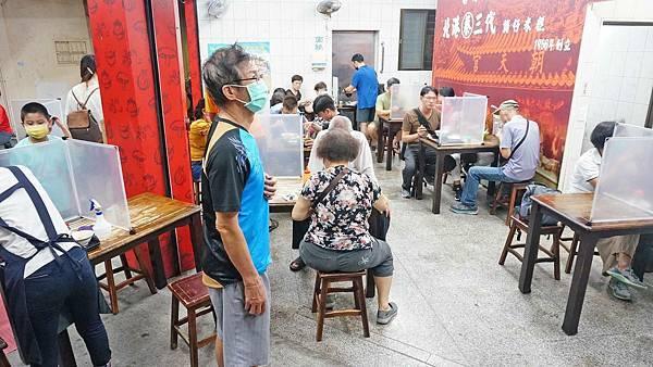 【高雄美食】高雄北港蔡筒仔米糕-大排長龍的超級老字號美食小吃店
