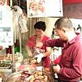 小翠說很有名的魯豆干