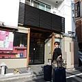今天要從京都搬到大阪了