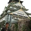 豐成秀吉的大阪城