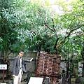 因神戶大地震掉下來的煙囪