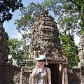 寶劍塔(卜力坎神殿) Preah Khan
