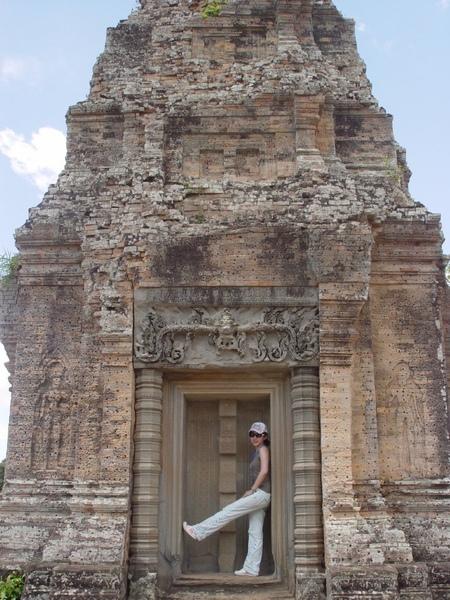 塔樓的假門