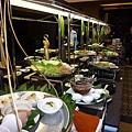 中午吃CHATOMON越式Buffet