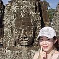 高棉的微笑!