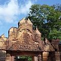 班蒂斯蕾古剎Banteay Srei