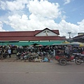 柬埔寨街景