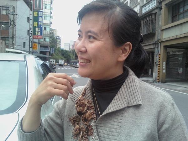 娟娟的微笑