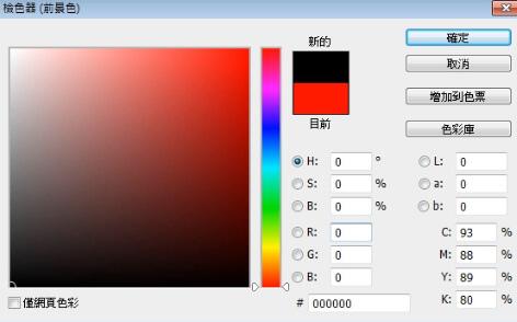 Photoshop教學課程RGB的色彩模式