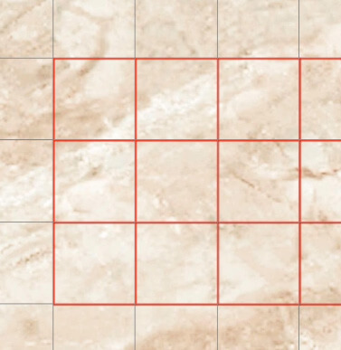Photoshop教學課程棋盤製作用到參考線-01