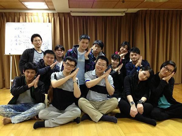 2013年第二期 國際催眠執行師課程合照-4