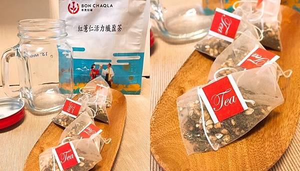 謝謝【mo】試用提供的台灣茶人紅薏仁活力纖盈茶5.jpg