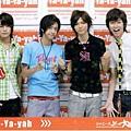 2007 Jr.大冒險-資料卡(正面)