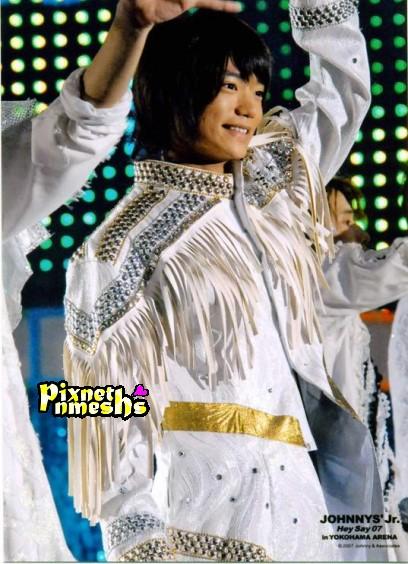 2007 Jr.橫濱演唱會限定照