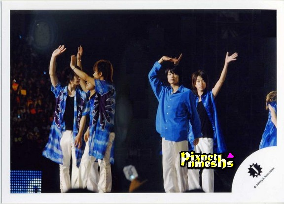 2007/12/31 Johnnys Count Down 07~08