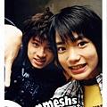 03年春瀧與翼演唱會shop照