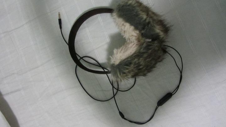 耳罩+耳機