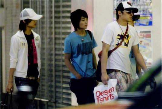翔央原宿照-2008.12.7