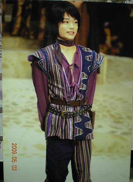 2009 羅密歐與茱麗葉舞台劇