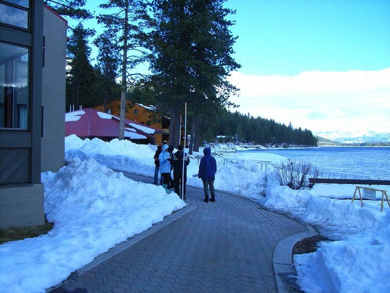 2009 Christmas vacation