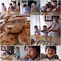 親子烘焙:豬肉餡餅