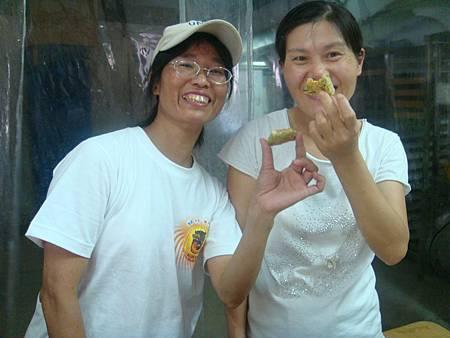 陳惠美與老闆娘