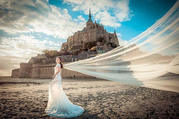 NO.9專屬新娘的自主婚紗