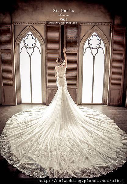 St. Paul%5Cs精緻手工婚紗