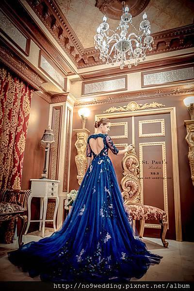 第九大道英式手工婚紗-婚紗推薦