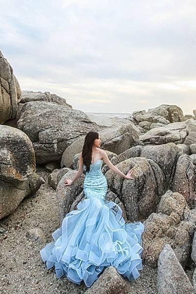 第九大道英式手工婚紗-感謝新人分享