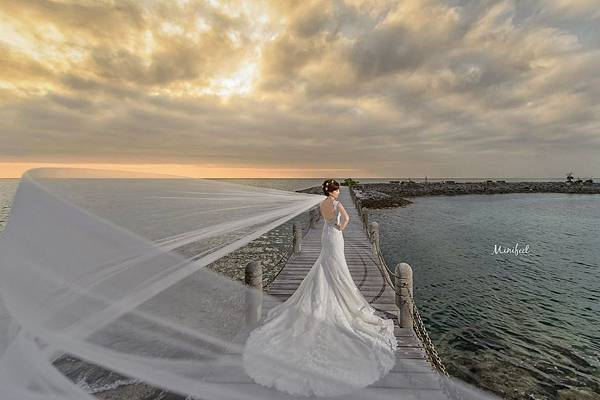 第九大道英式手工婚紗-婚攝小寶 Minifeel Photography拍攝