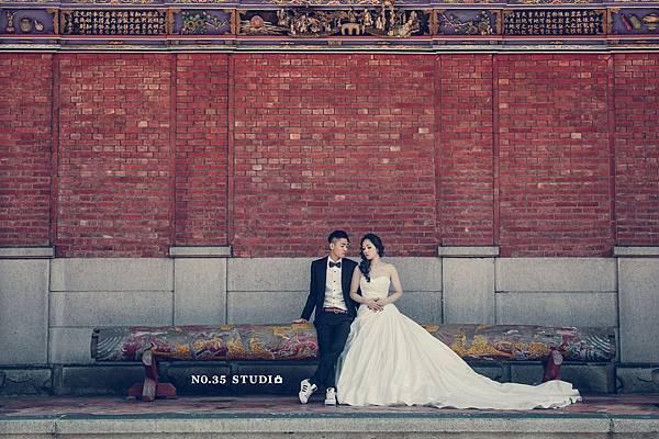 NO.9新娘與NO.35攝影棚分享
