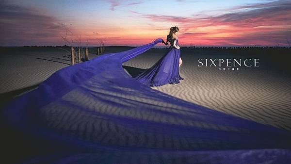 感謝新人分享- 禮服%2F第九大道英式手工婚紗 拍攝%2F六便士-向詠