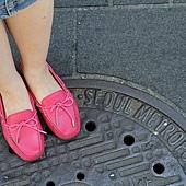 豆鞋@首爾明洞