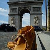 口袋鞋@凱旋門