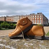 口袋鞋@漢普頓宮