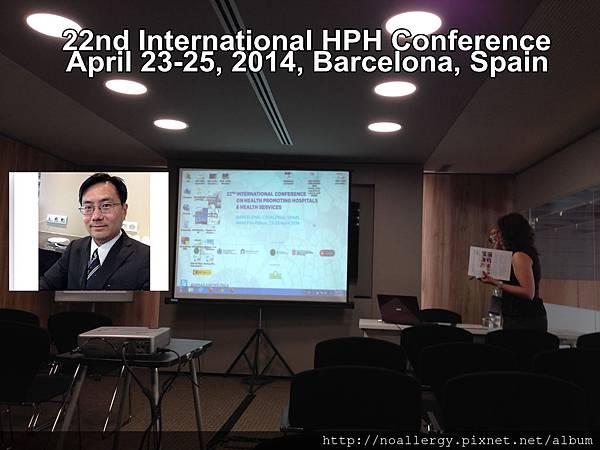 HPH 2014 presentation