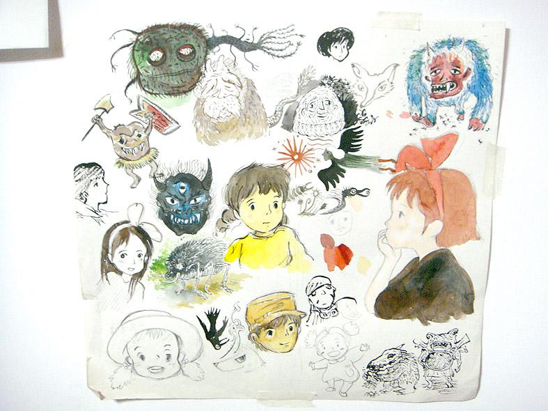 我最近的繪畫練習.JPG