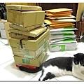 2012.9.6加班包裝紙箱