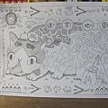 信子迷宮地圖製作過程 (3)