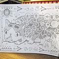 信子迷宮地圖製作過程 (5)