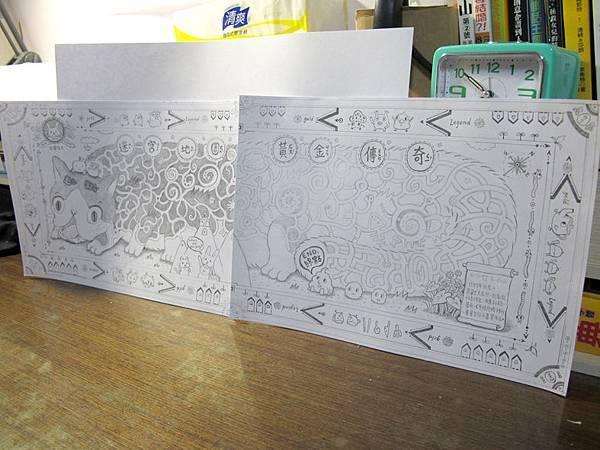 信子迷宮地圖製作過程 (6)