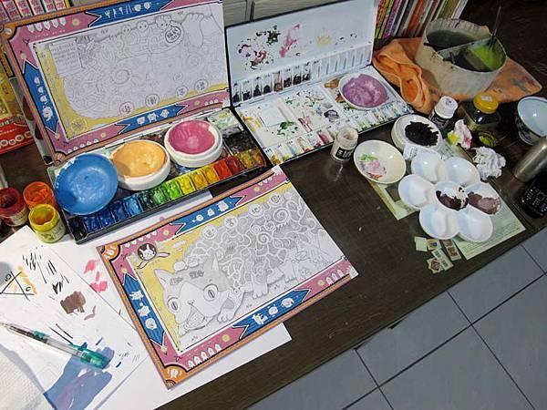 信子迷宮地圖製作過程 (11)