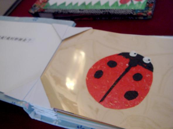 可愛的小瓢蟲(上色在膠膜上在做效果).JPG
